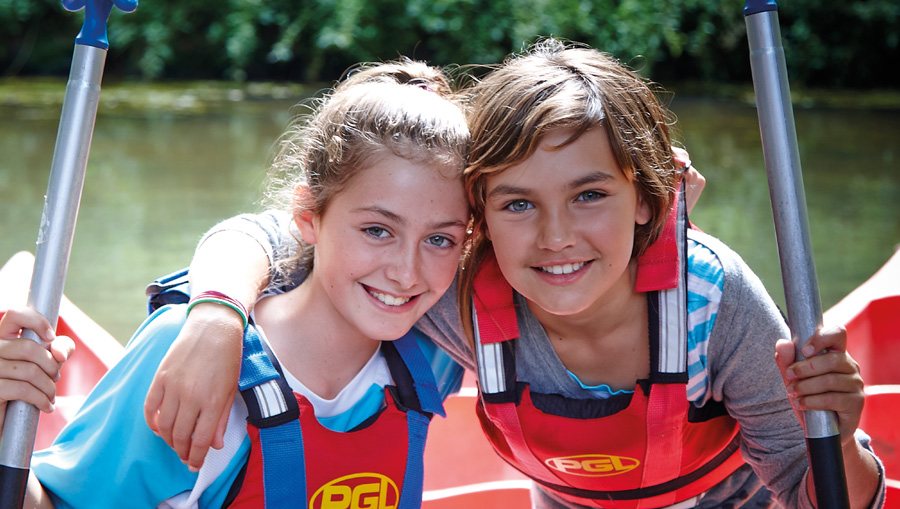 Find out about PGL Adventure Camps