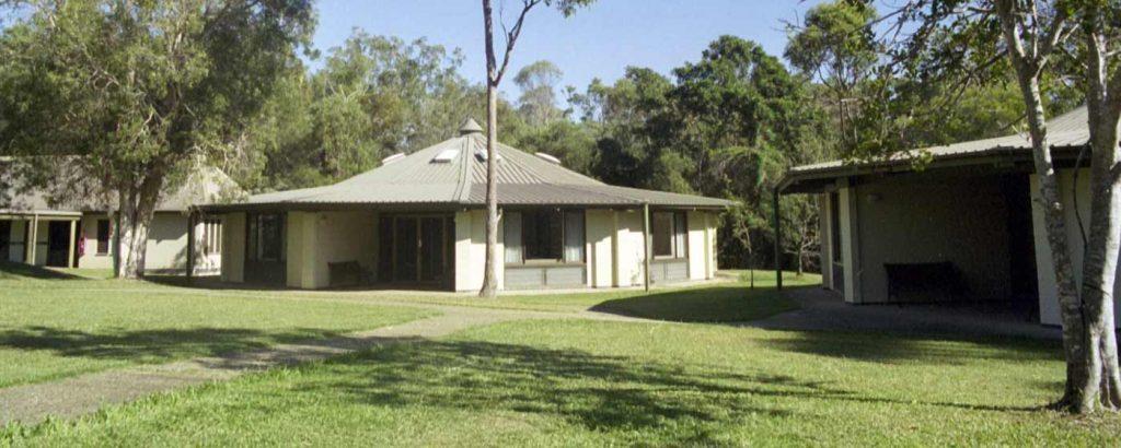 Accommodation at Kindilan